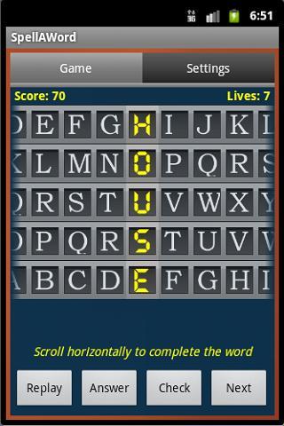 【免費解謎App】Spell A Word-APP點子