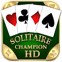 Solitaire Champion HD – great visuals & slick animations, try this version of solitaire!