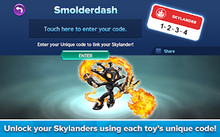 Screenshot of Skylanders Lost Islands™