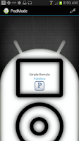 Screenshot of PodMode