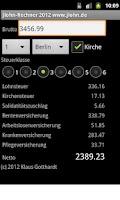 Screenshot of Jlohn-Rechner
