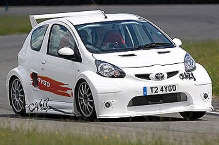 toyota aygo sport. girlfriend Toyota Aygo Sport
