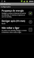 Screenshot of APN Brasil Pro