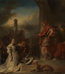 RIJKS: Jan van Noordt (1623-1676): painting 1672