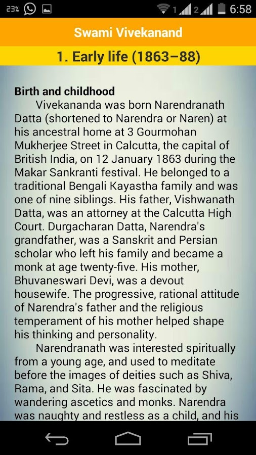 Swami Vivekananda Was A Great Social Reformer