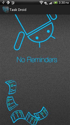 Task Droid Reminders