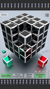 ButtonBass EDM Cube 2- screenshot