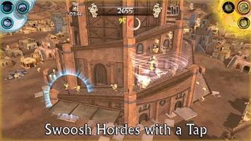Screenshot of Babel Rising 3D Sponsored