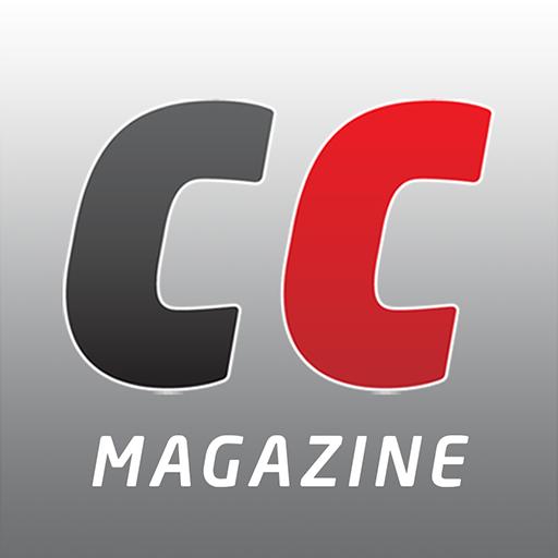 CRAFTY CARPER MAGAZINE LOGO-APP點子