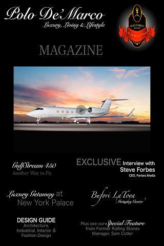 Polo De Marco Magazine