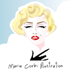 Maria Corbi Illustrator icon