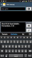 Screenshot of Süper Beşiktaş Sözleri