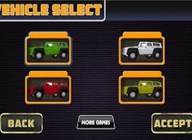 Screenshot of Suv Car Parking Simulator Game