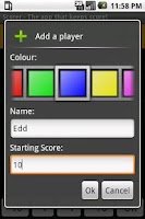 Screenshot of Scorer: The Score Keeper