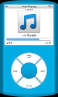 Screenshot of Idrod Music Free