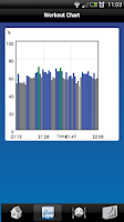Screenshot of MYZONE Lite