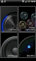 Screenshot of iControlAV2012