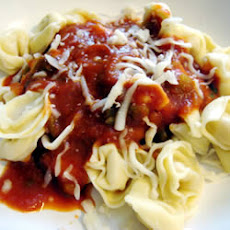 Spicy Southwestern Cheese Tortellini