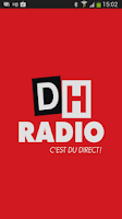 Screenshot of DH Radio