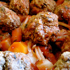 30-Minute Meatball Stew