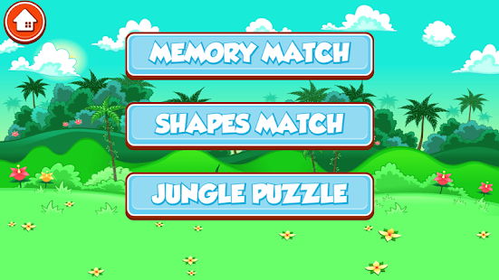 Jungle Friends Screenshot