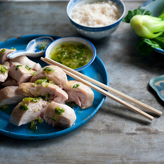 Ginger Poached Chicken Recipes