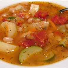 White Bean Minestrone