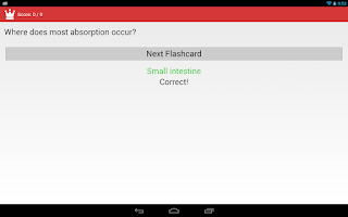 Screenshot of Flash King: Flashcard Maker