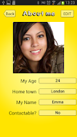 Screenshot of Guess My Age lite
