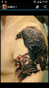 Eagle Tattoo - screenshot