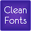 Download Android App Fonts Clean for FlipFont® Free for Samsung