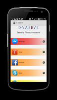 Screenshot of D-Vasive by John McAfee