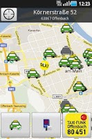Screenshot of Taxi Offenbach