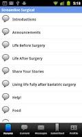 Screenshot of Weight Loss Surgery Forum