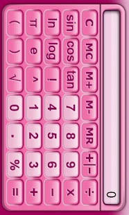 CoolCalc-Pink/CircuitBoard - screenshot