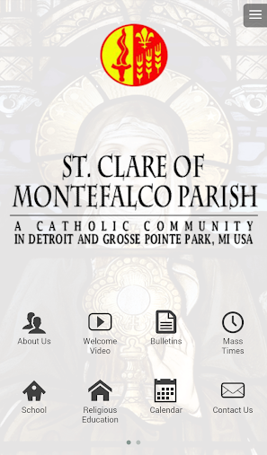 St Clare of Montefalco APK