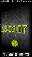 Screenshot of Cube City 3D Live Wallpaper