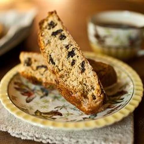 Almond & Dried Cherry Biscotti Recipe | Yummly