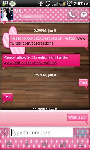 GO SMS - Suave