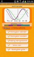Screenshot of biorhythm Ex