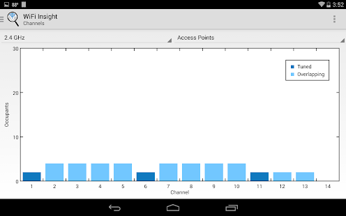 App WiFi Insight WiFi Analyzer APK for Windows Phone ...