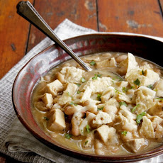 Tennessee White Chili Recipe