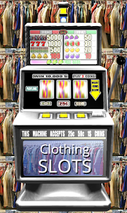 Clothing Slots - Free - screenshot