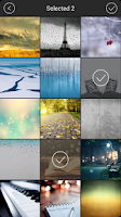 Screenshot of InstaMoment InstagramSlideshow