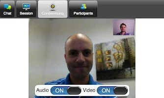 Screenshot of VeriShow Live Chat & Video