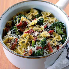 Bacon & Broccoli Pasta