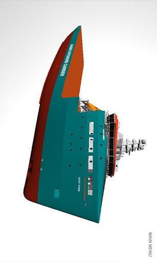 Damen Offshore Carrier Virtual