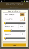 Screenshot of Breathalyzer