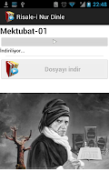 Screenshot of Risale-i Nur Dinle
