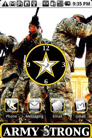 Army Theme HD